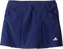 adidas Golf Kids Fashion Pleated Skorts (Big Kids)
