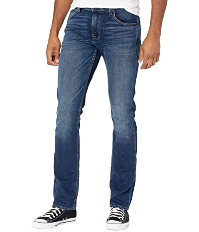 Hudson Jeans Byron Five-Pocket Straight Zip Fly in Clybourn (Clybourn) Men