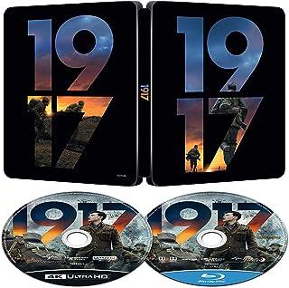 【Amazon.co.jp限定】1917 命をかけた伝令 4K Ultra HD+ブルーレイ スチールブック仕様(ビジュアルカード付)[4K ULTRA HD + Blu-ray]