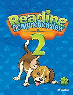 Reading Comprehension 2 Skill Sheets - Abeka 2nd Grade 2 Phonics Reading Development and Comprehension Student Activity Book