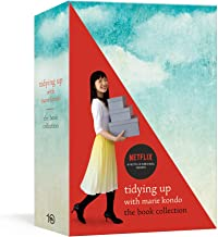 Tidying Up With Marie Kondo: The Life-changing Magic of Tidying Up and Spark Joy