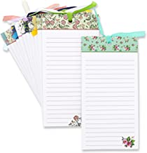 Juvale Magnetic To Do List Memo Fridge Notepad (12 Pack) 60 Sheets Each, 4 x 8 Inches