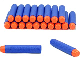 Toyland® Pack of 20 - 6.cm Refill Foam Darts - Dart Gun Accessory Packs