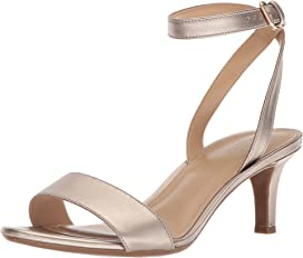 5e52cf966e2 Nine West Leisa Heel Sandal at Zappos.com