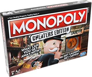 Monopoly Game Cheaters Edition