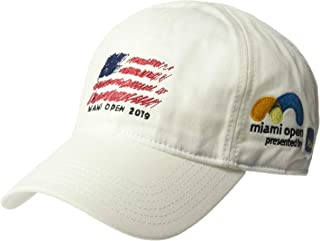 Lacoste Men's Sport Miami Open Edition Americana Cap