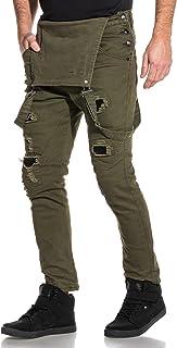 2fab169f573eaf Amazon.fr : Jeans Destroy - Vert : Vêtements