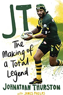JT: The Making of a Total Legend