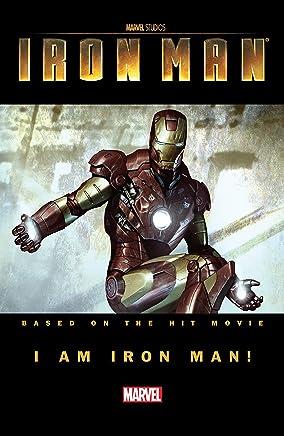 Iron Man: I Am Iron Man (Iron Man: I Am Iron Man!) (English Edition)