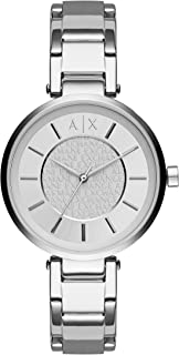 Armani Exchange Women's AX5315 Autumn-Winter 17 Analog Quartz Silver Watch