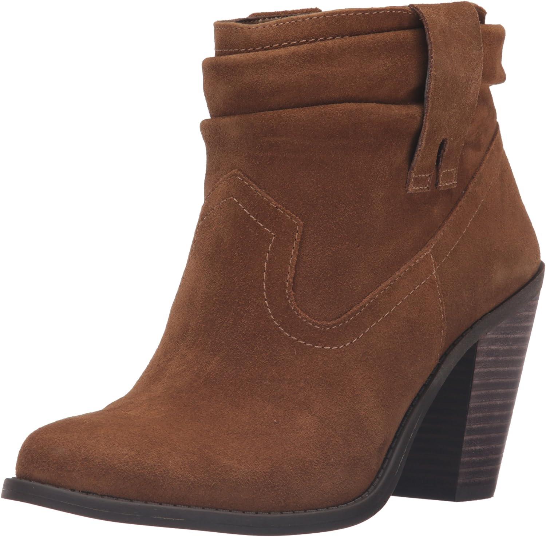 Jessica Simpson Womens Chantie Ankle Bootie