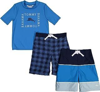 مجموعة ملابس السباحة من Tommy Bahama للأولاد