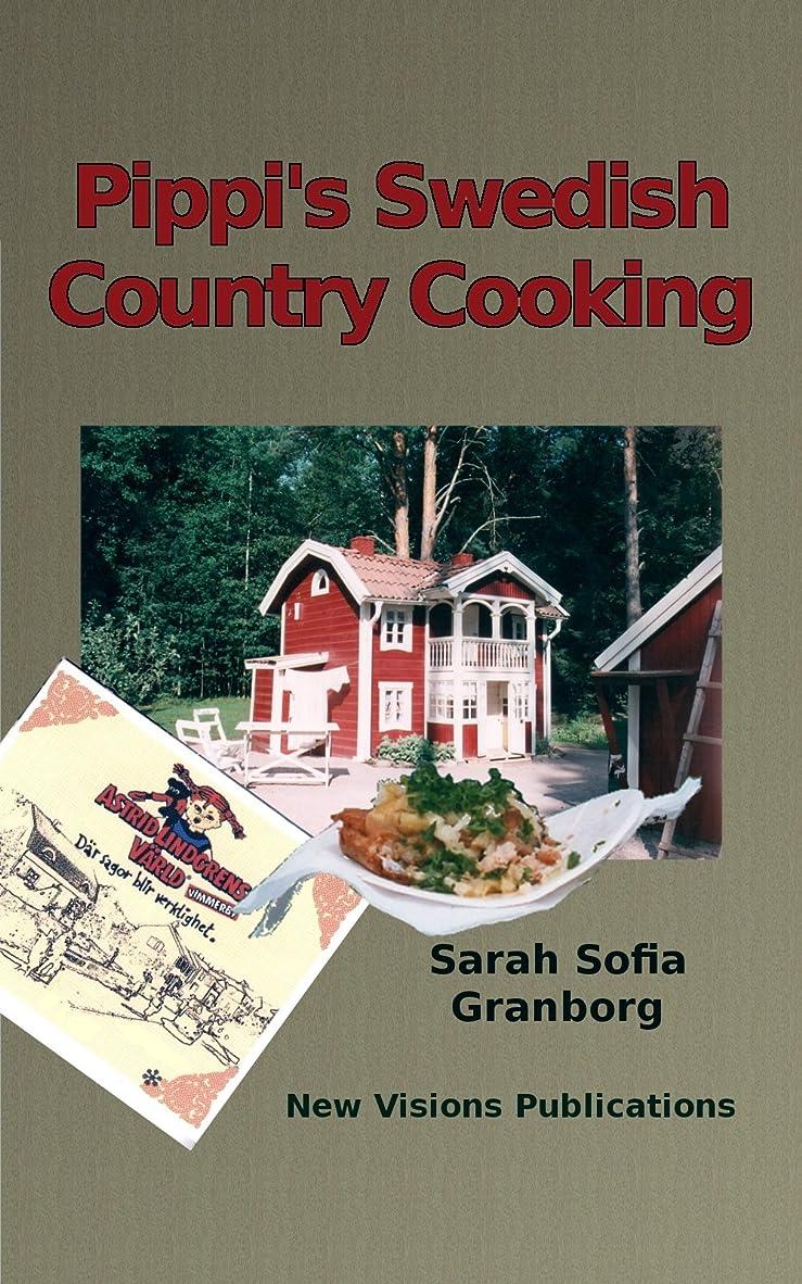 バター延ばす七面鳥Pippi's Swedish Country Cooking (English Edition)