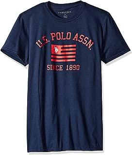U.S. Polo Assn. Men's Short Sleeve Crew Neck Fashion T-Shirt