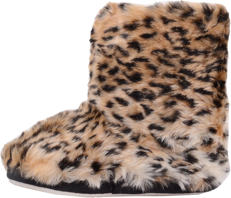 Childrens/Kids/Girls Slip On Boots