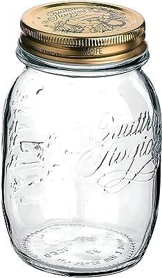 Bormioli Rocco Quattro Stagioni Jar, 33.75 oz