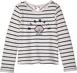 Heart and Soul Fleece Top (Big Kids)