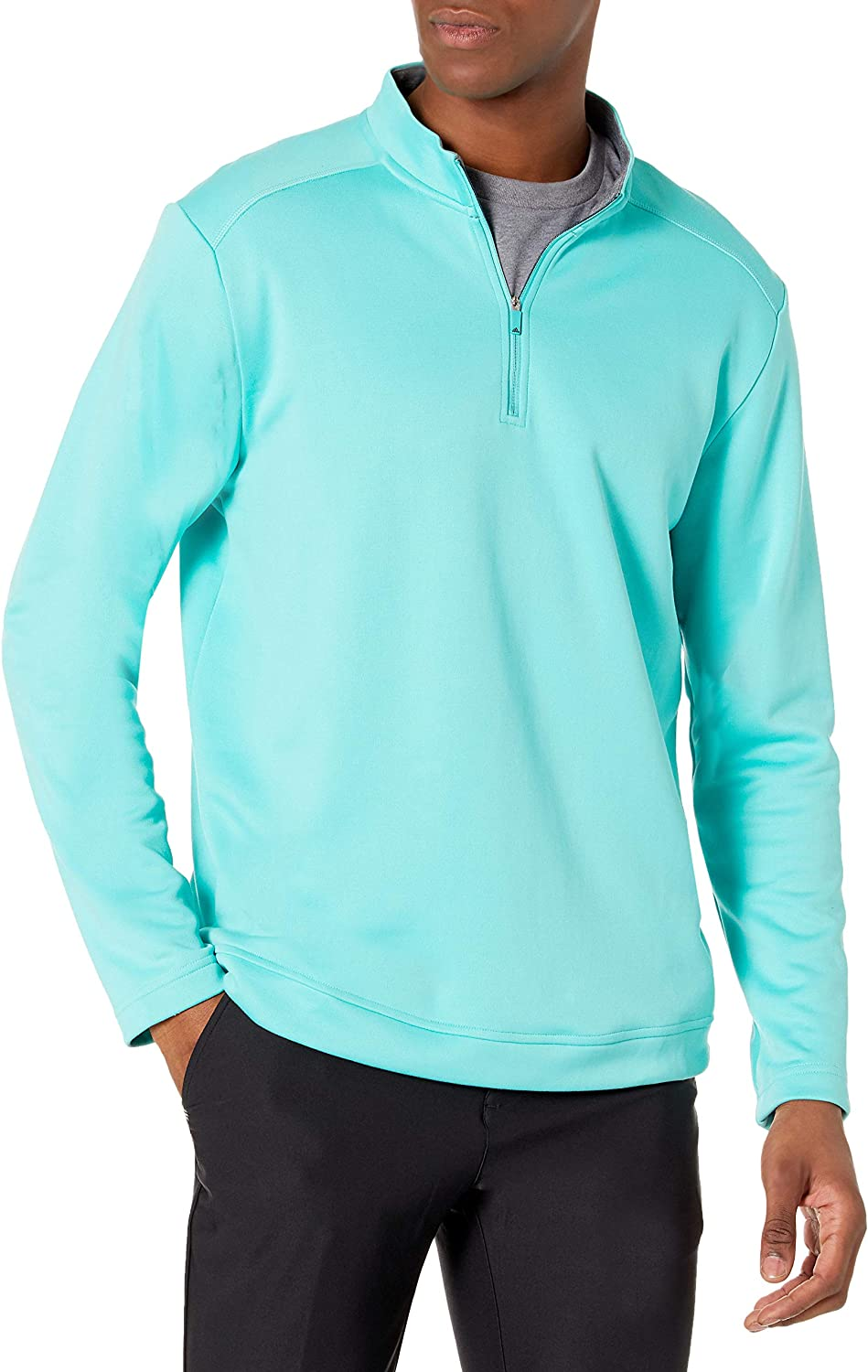 Many popular brands adidas Men's Club Recycled Quarter Zip Polyester Pullover List price
