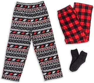 children's plaid pants