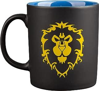 JINX World of Warcraft Alliance Ceramic Coffee Mug, 11 ounces