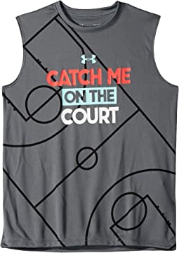 c0d2ef0432de82 Under armour kids all i do is dance tank top big kids