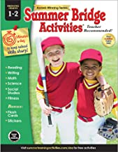 Summer Bridge Activities | Bridging Grades 1-2 | Summer Learning Workbook | 160pgs