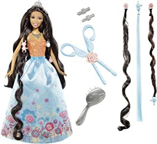 Barbie Cut N Style Nikki Princess Doll