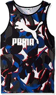 PUMA Men's Classics Tank All Over Print