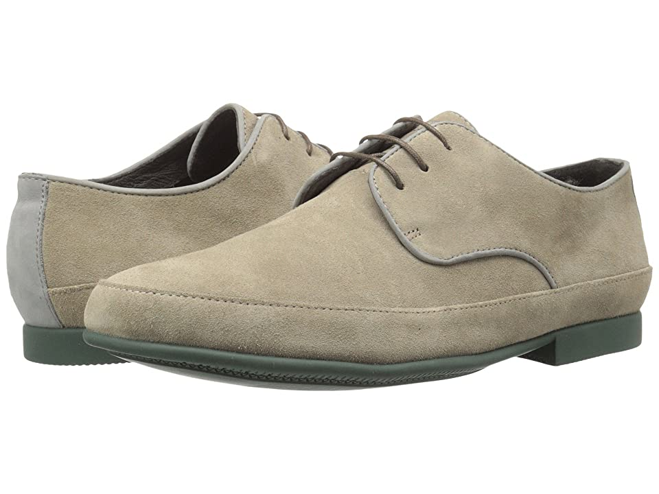 Camper Slippers Sun - K100067 (Medium Gray) Men's Lace up casual Shoes