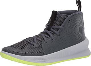 Under Armour UA Jet, Men's Running Shoes,Grey (Pitch Gray/Halo Black