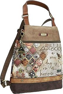 Anekke Original mochila con estampado arabescos