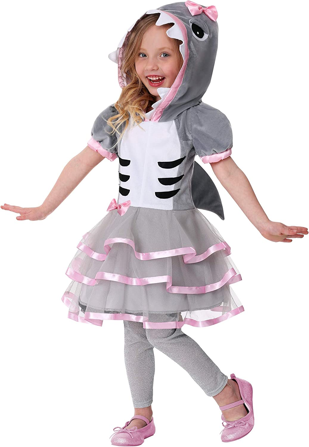 New sales Toddler Girl's Shark Max 84% OFF Sweetie Costume