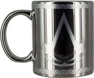Paladone Assassins Creed Chrome Coffee Mug 10oz