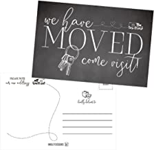 Best we ve moved announcement cards Reviews