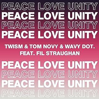 Peace, Love, Unity