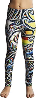French Lime Athleisure High Rise Compression Fit Shape Building Leggings