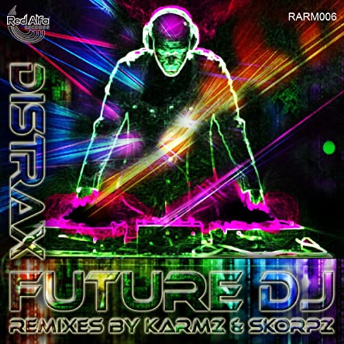 DJ Spinning (Skorpz Remix) de Distrax en Amazon Music - Amazon.es