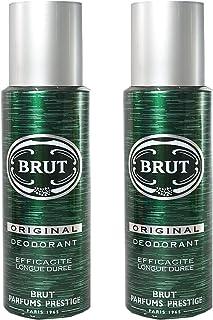 BRUT Original Deodorant Spray For Men, 200ml (Pack of 2)