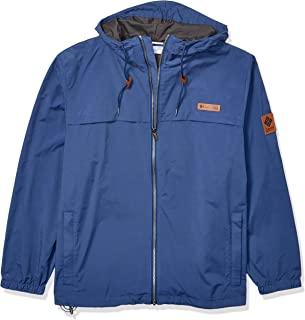 Columbia Men's Rockwell Falls Casual Windbreak, Water Resistant, Lightweight