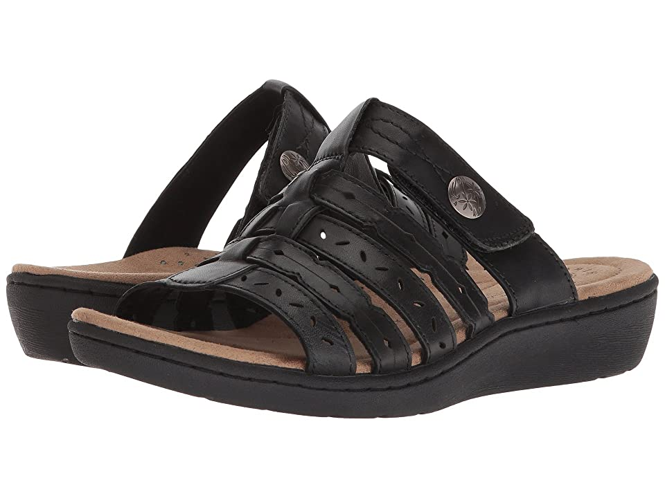 Earth Origins Alaina (Black Calf Leather) Women