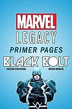 Black Bolt - Marvel Legacy Primer Pages (Black Bolt (2017-2018)) (English Edition)