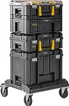 Stanley FMST1-80107 FatMax Pro-Stack gereedschapskoffer Combo(21,5 l inhoud, met 2 laden en organizers voor kleine onderde...