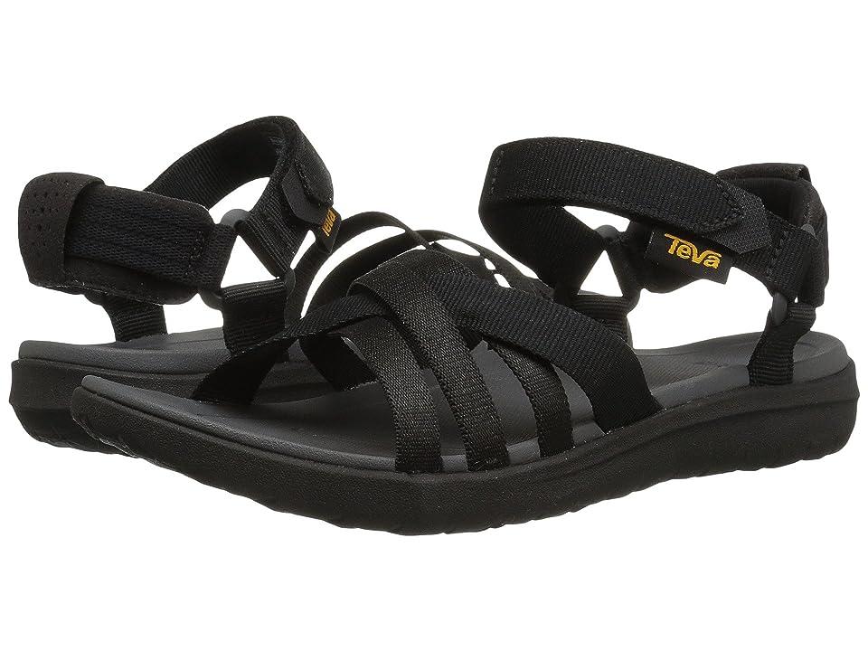 Teva Sanborn Sandal (Black) Women