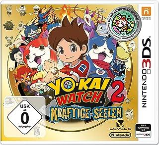 YO-KAI WATCH® 2: Kräftige Seelen inkl. Medaille