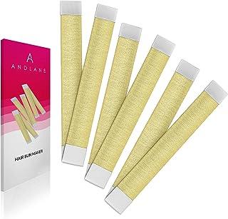 Women's Hair Bun Maker French Twist Hair Fold Wrap Snap by Andlane (3 Blonde)