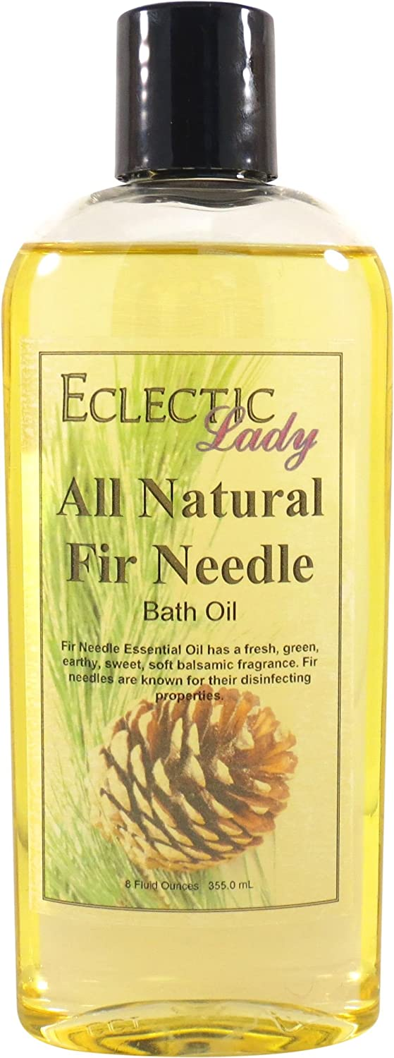 All Natural Limited time Ranking TOP3 for free shipping Fir Needle Oil oz Bath 8