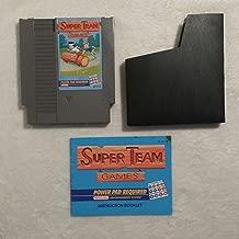super team games nes