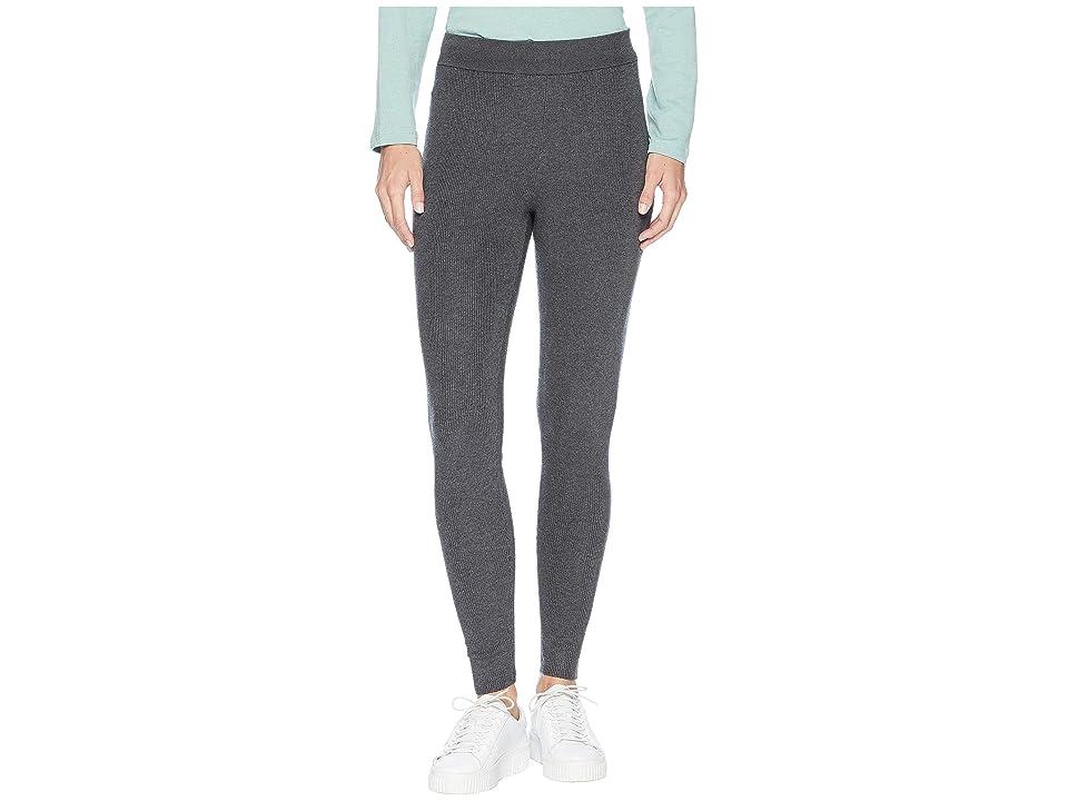 Eileen Fisher Lightweight Cozy Tencel Stretch Leggings (Ash) Women