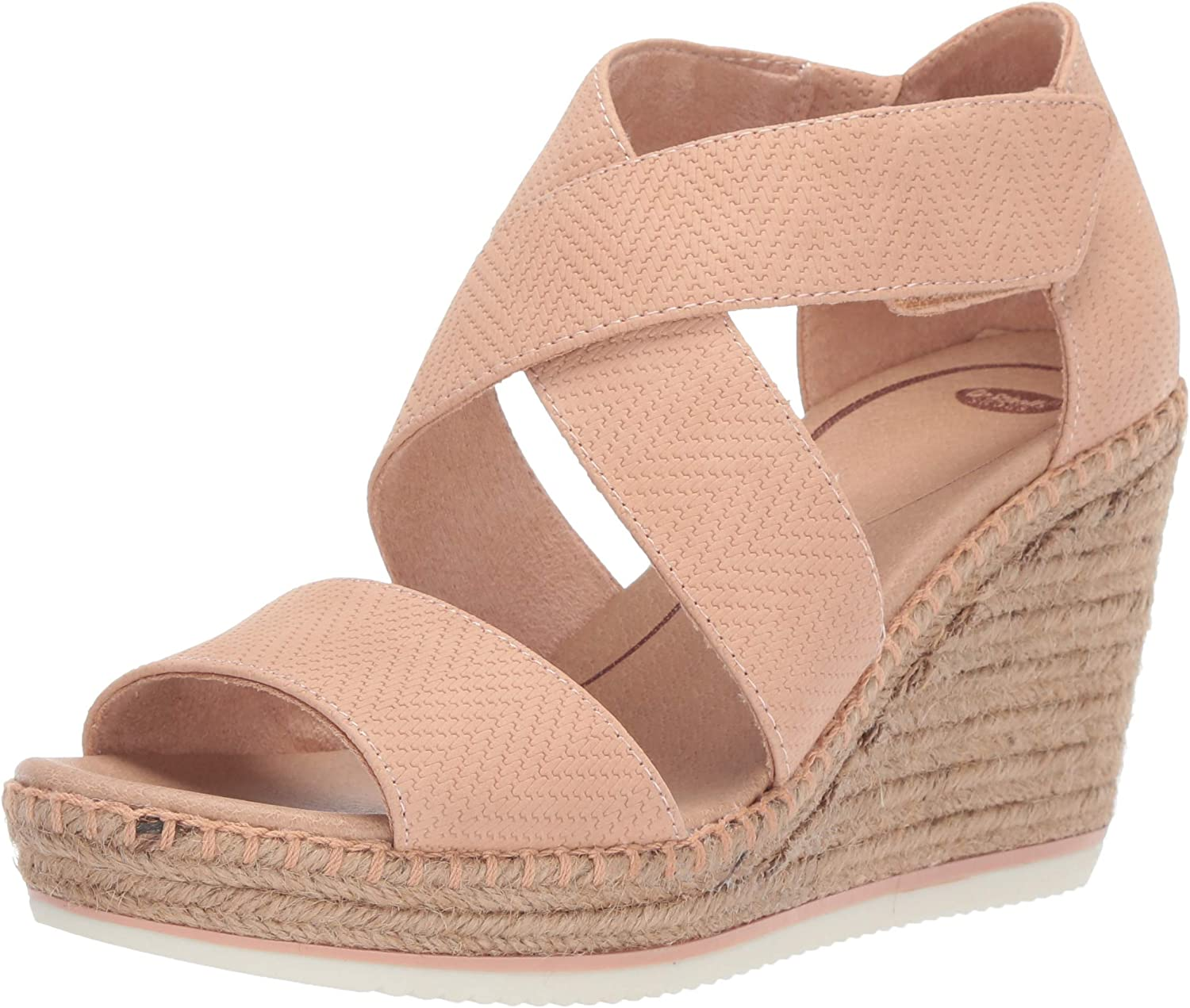Dr. Scholl's shoes Womens Vacay Espadrille Wedge Sandal