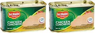 Del Monte Chicken Canned Luncheon Meat 200 gms (Pack of 2)